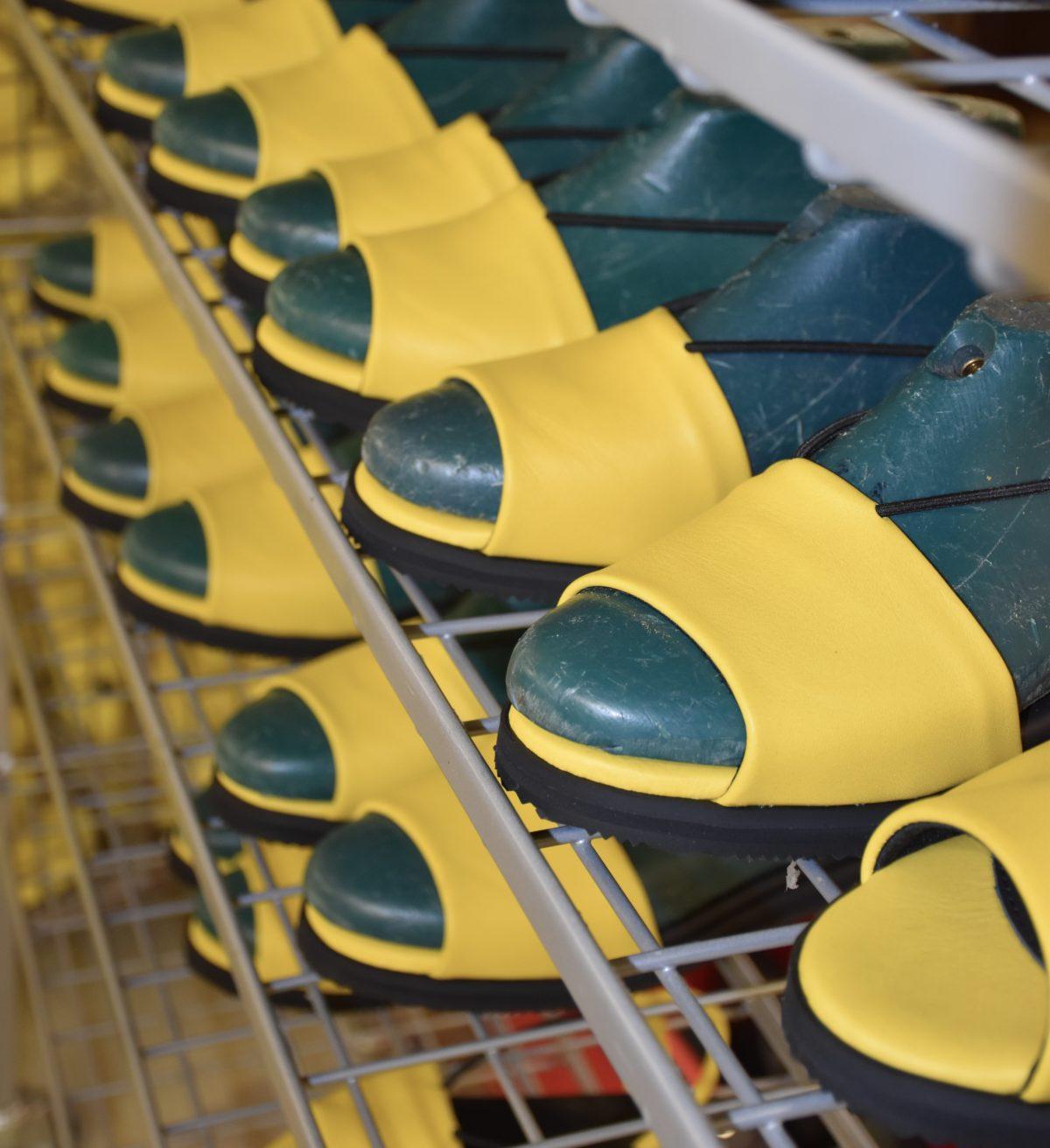 Handmade Toku shoes