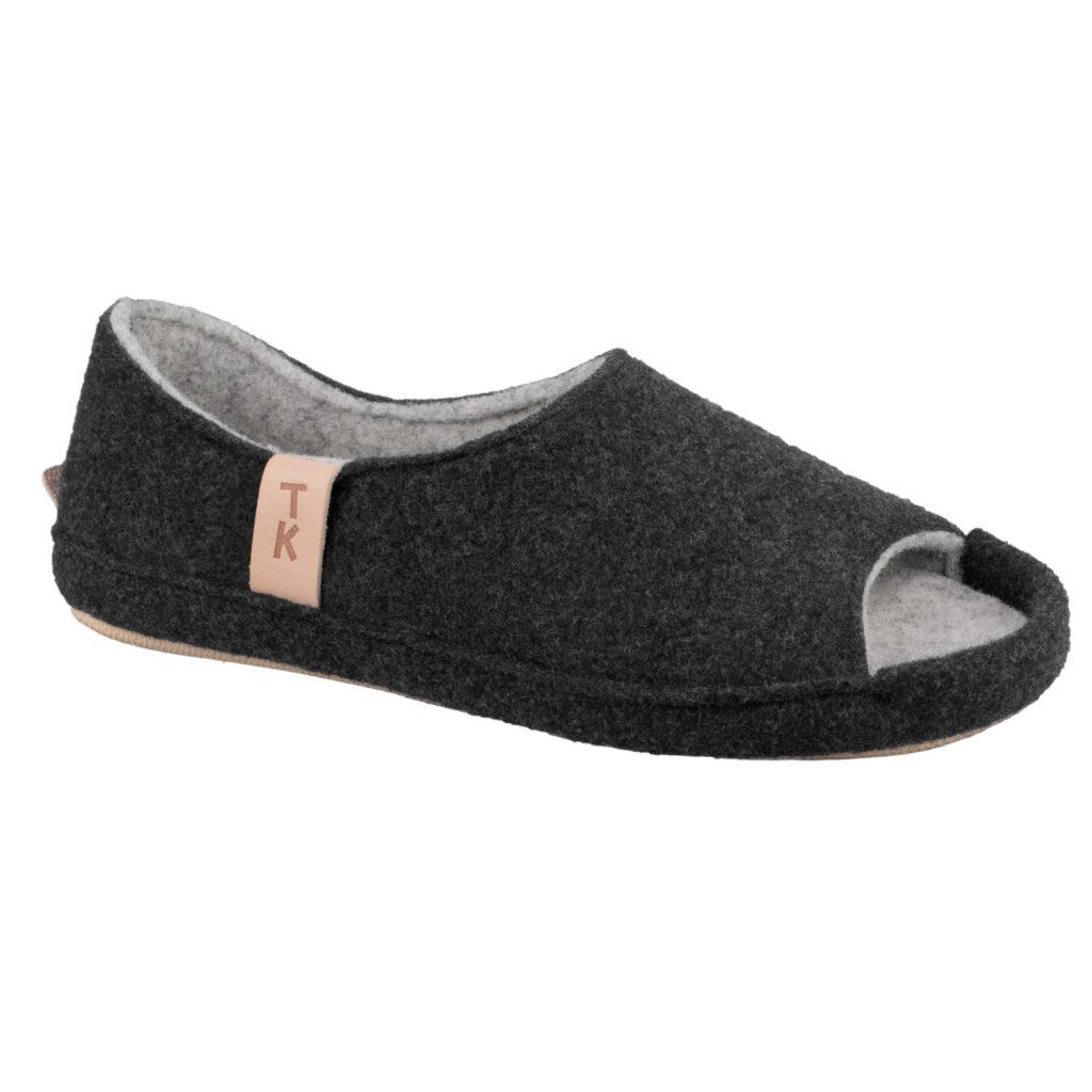 Toku Bern dark gray ergonomic sole