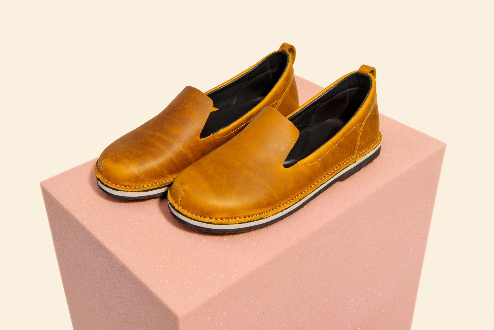 London handmade shoes, small production
