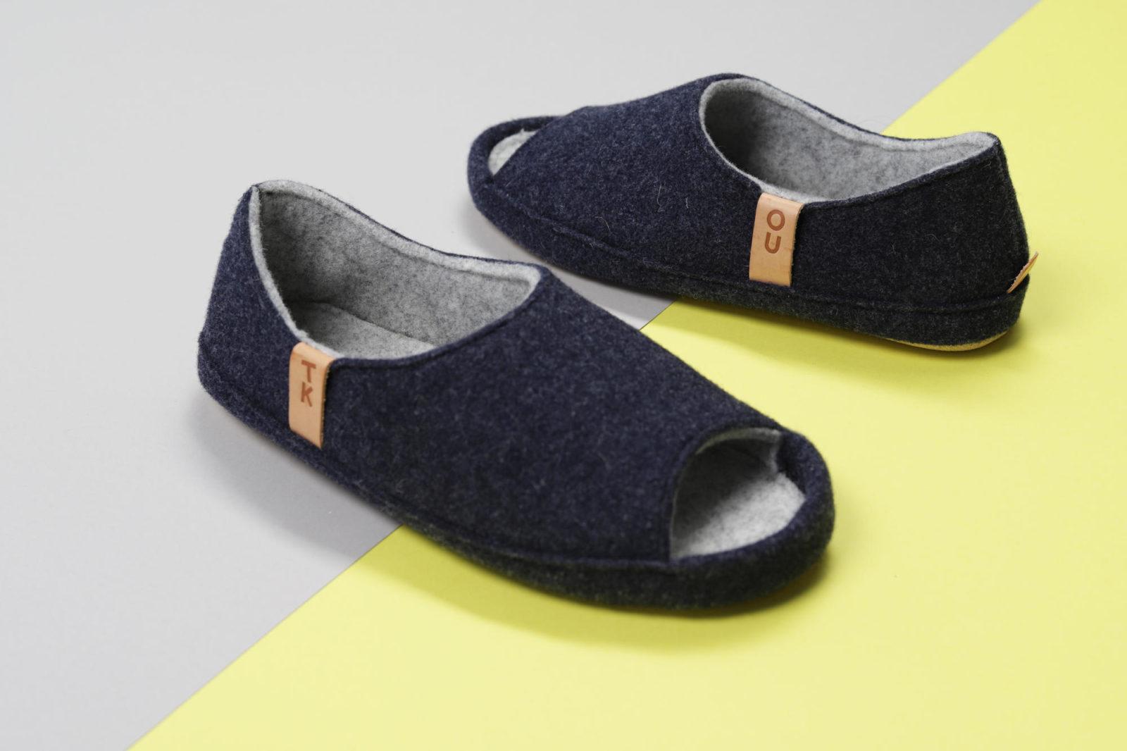 TOKU slippers Bern