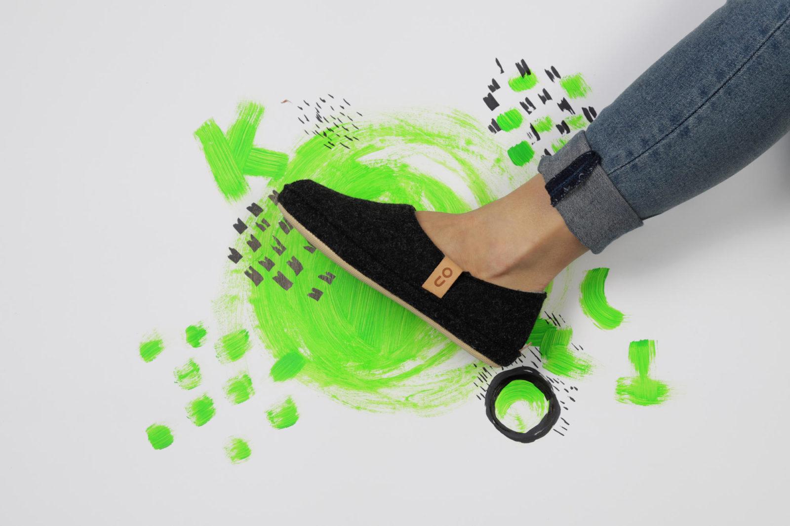 TOKU handmade slippers Budapest