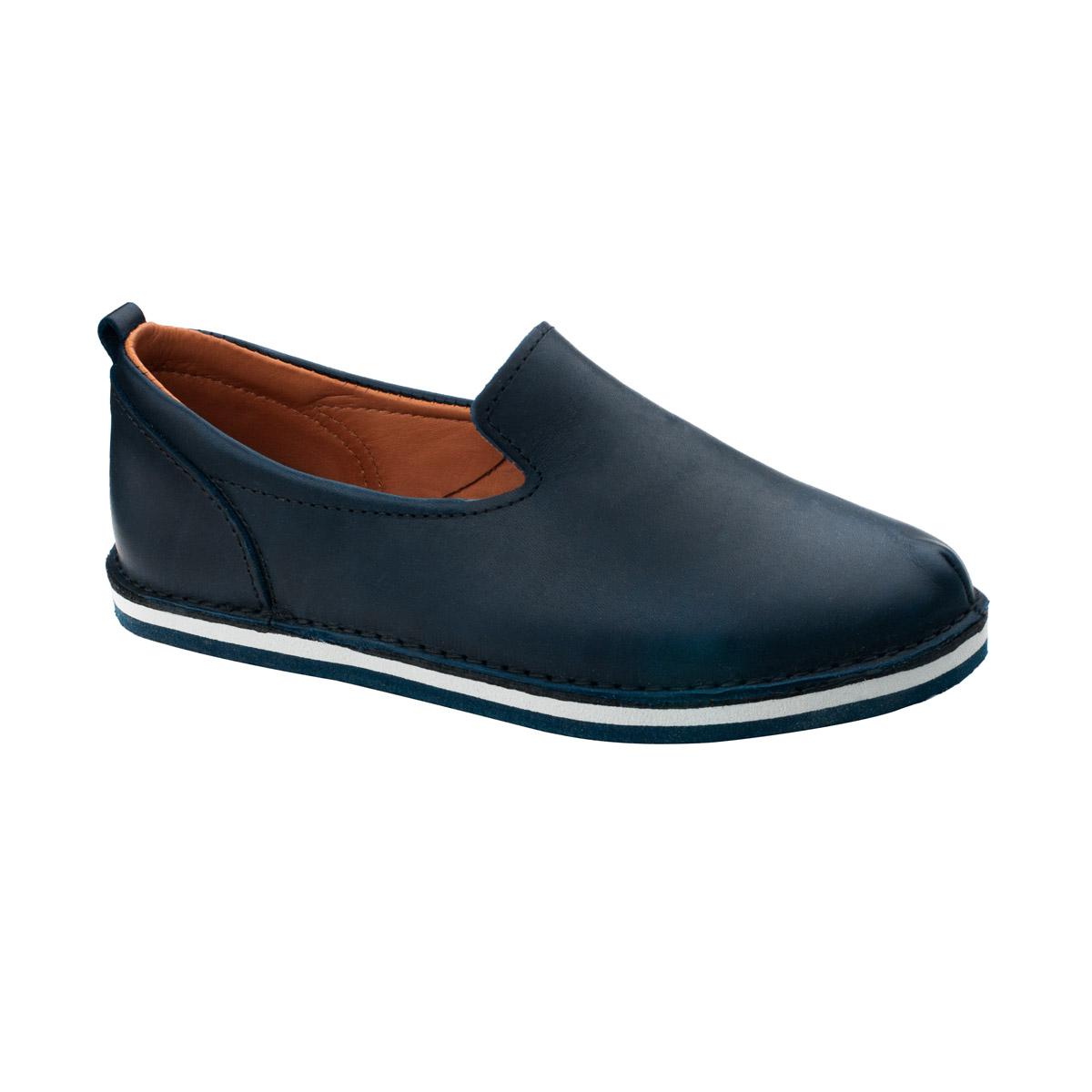 Toku handmade leather loafers