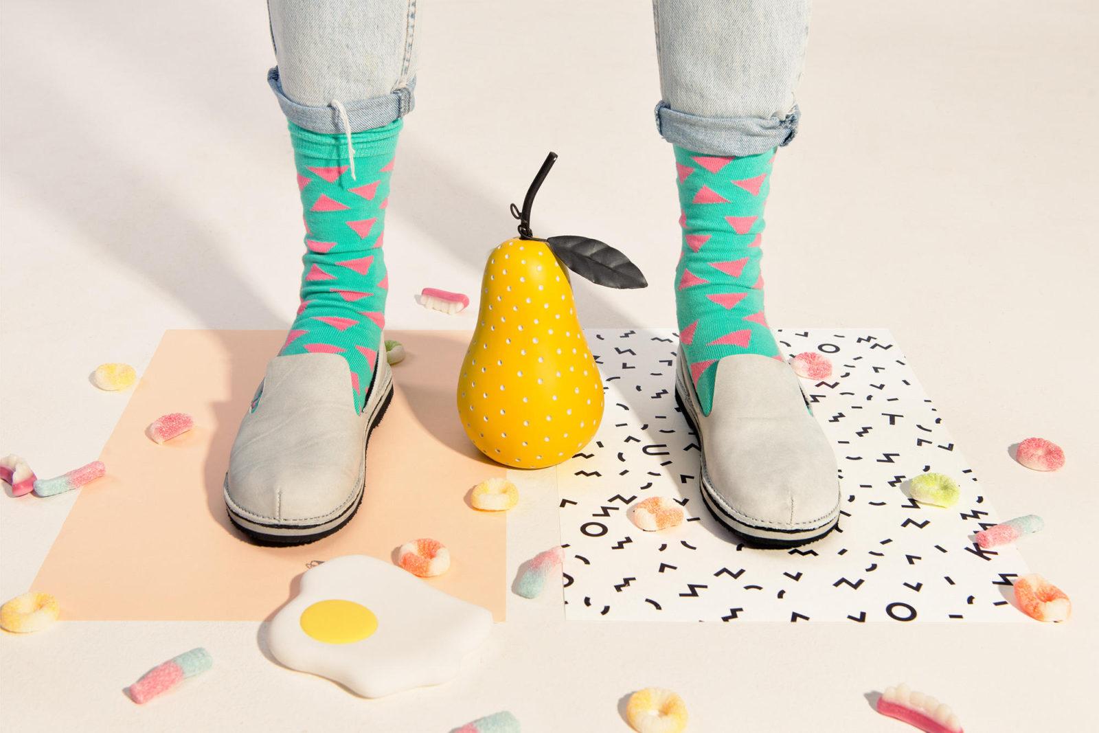 slow fashion, handmade shoes Toku