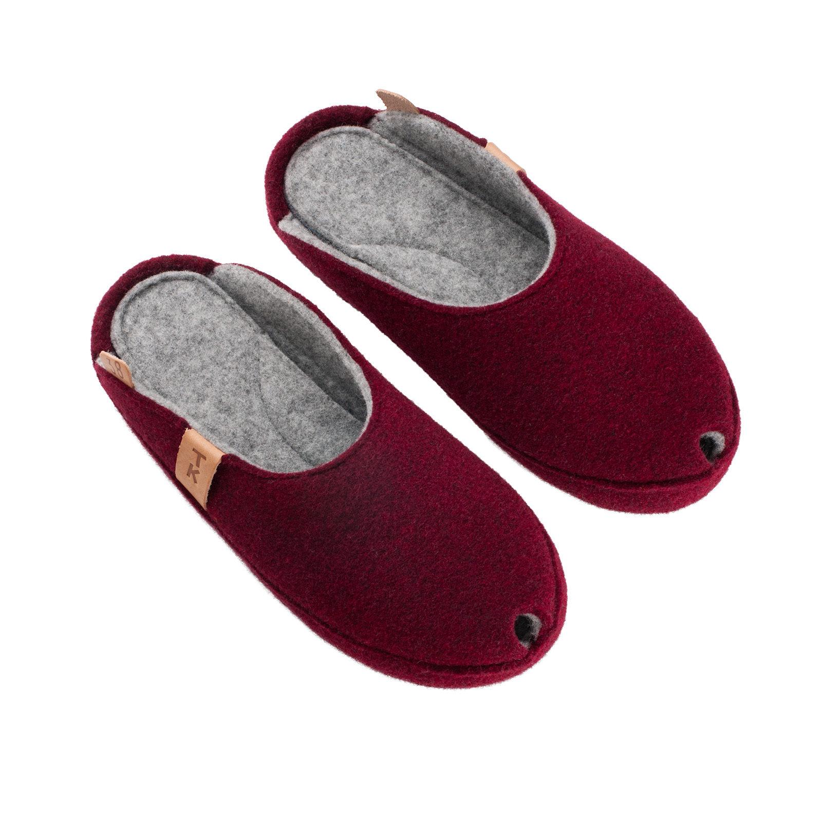 Handmade slippers Toku