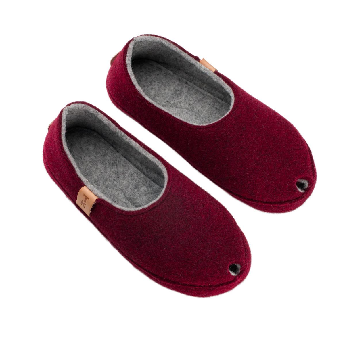 handmade slippers Toku Budapest