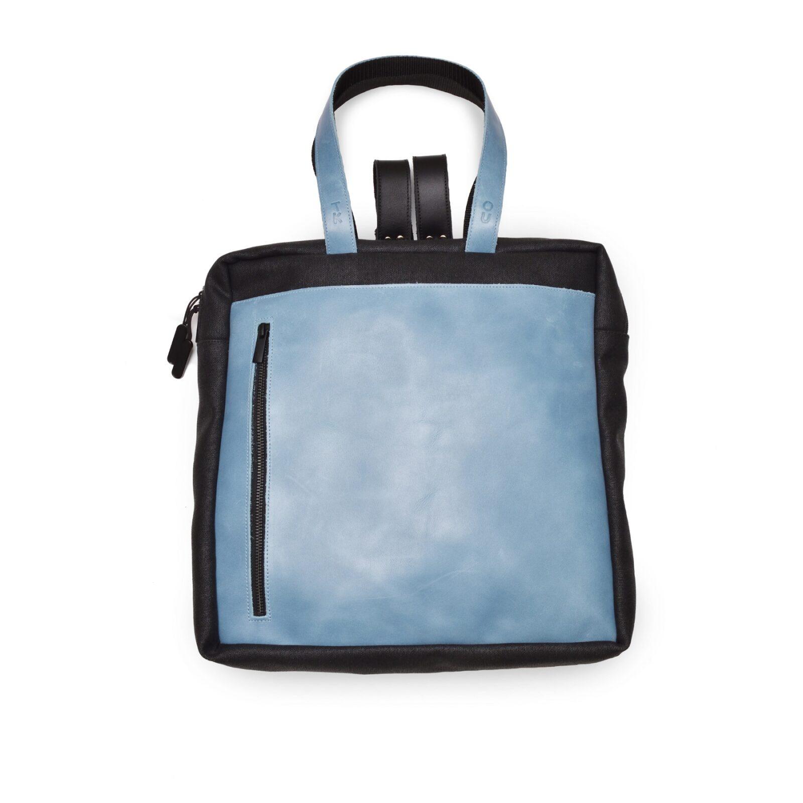 Stockholm bag blue