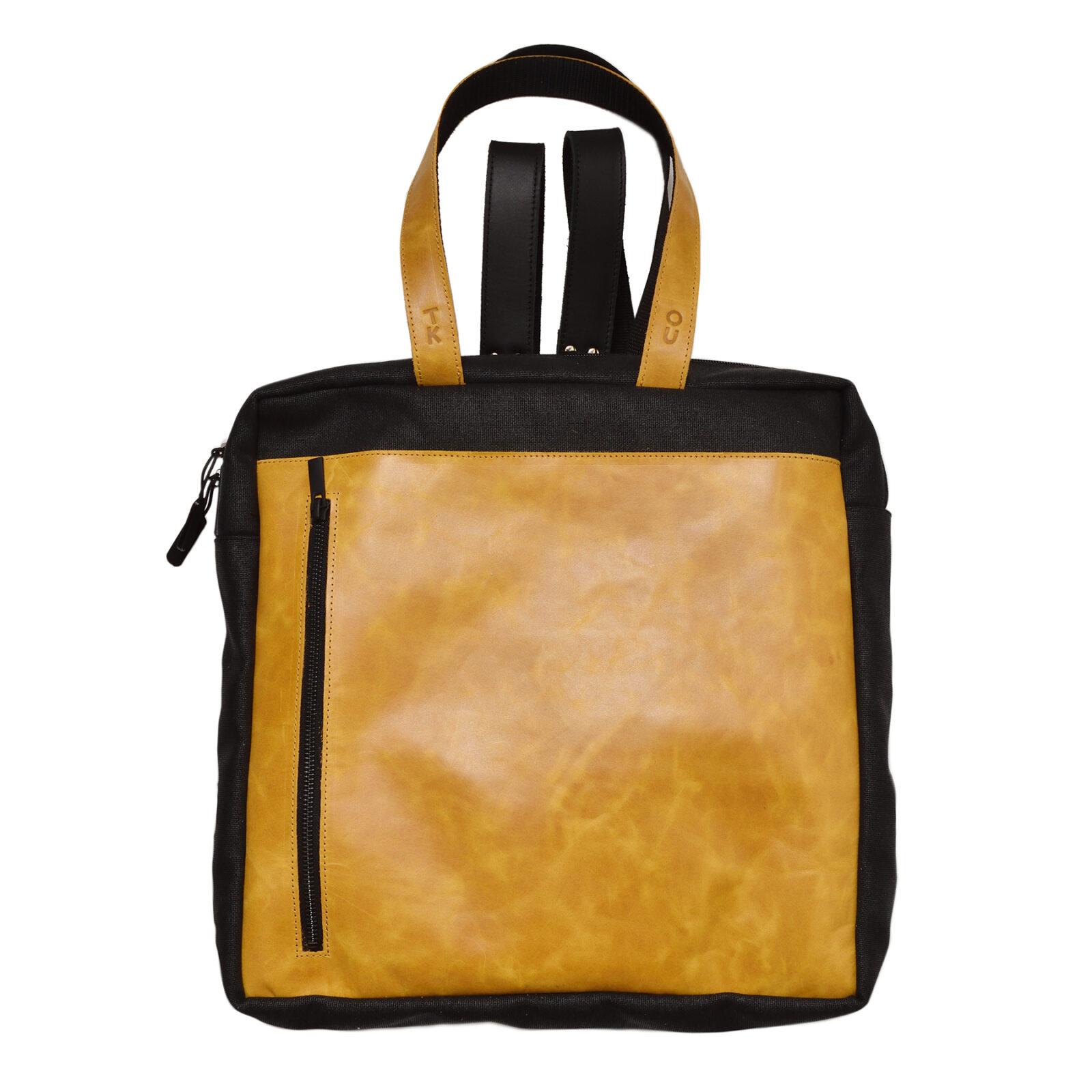 Stockholm bag yellow